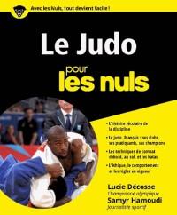 Le judo pour les nuls