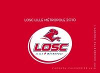Agenda Calendrier Losc 2010