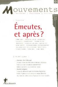 Mouvements, N° 44 : La France des inégalités