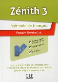 Ressources Numériques pour Tbi Sur Cle Usb Methode Zenith Niveau 3