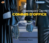 Commis d'office livre audio
