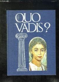 Quo vadis ?
