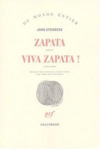 Zapata, suivi de