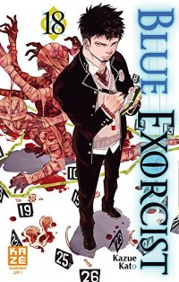 Blue Exorcist T18