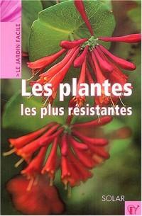 Plantes plus résistantes