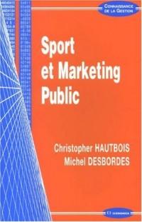 Sport et Marketing Public