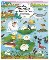 Les animaux au bord de l'eau 3-6 ans : Transfert