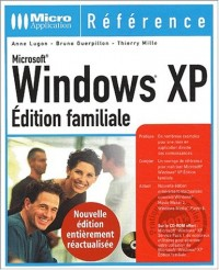 Windows XP - Edition familiale