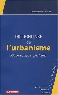 Dictionnaire de l'urbanisme