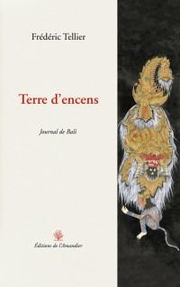 Terre d'Encens Journal de Bali