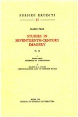 Studies in seventeenth-century imagery vol. 2