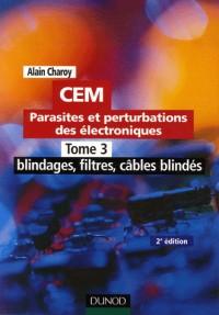 Parasites et perturbations des électroniques CEM