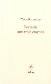 Portraits aux Trois Crayons