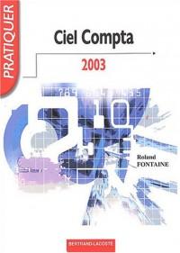 Ciel Compta 2003