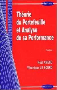 Théorie du Portefeuille et Analyse de sa performance