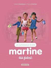 Je commence à lire avec Martine, Tome 55 : Martine au parc