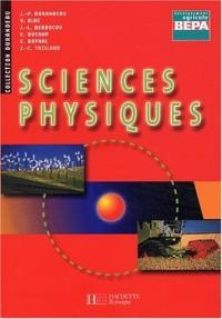 Sciences physiques BEP agricole
