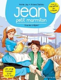 VIVE LES CREPES Nº 4: Jean, petit marmiton - tome 4