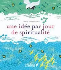 Une idée de spiritualité + un stylo offert
