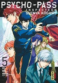 Psycho-Pass Inspecteur Shinya Kôgami, tome 5