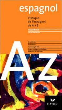L'Espagnol de A à Z, édition 2003