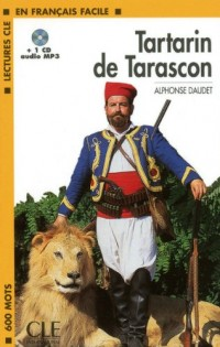Tartarin de Tarascon Book + MP3 CD (Level 1)