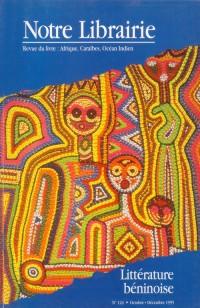 124- Litterature Beninoise