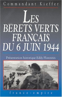 Les bérets verts du 06 juin 1944