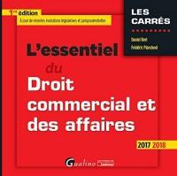 L'Essentiel du Droit Commercial et des Affaires
