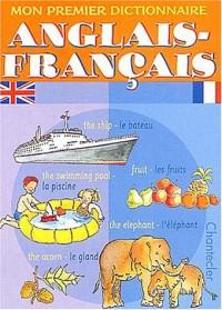 Mon premier dictionnaire anglais-français