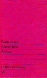 Klassenliebe (Livre en allemand)