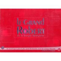Le Grand Robert De La Langue Francaise