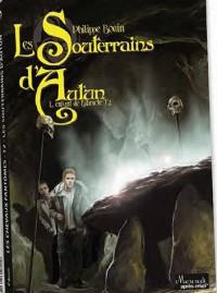 L'enfant de Bibracte, Tome 2 : Les souterrains d'Autun