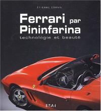 Ferrari par Pininfarina : Technologie et beauté