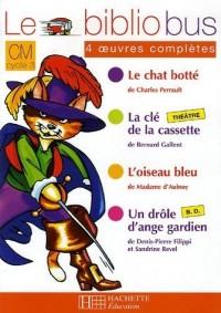 Le Bibliobus CM Cycle 3 Parcours de lecture de 4 oeuvres complètes