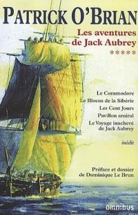 Les aventures de Jack Aubrey, Tome 5