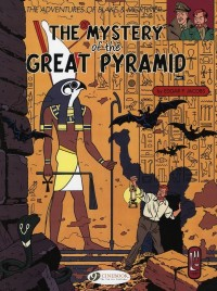 Blake & Mortimer, Tome 2 : The mystery of the great pyramid