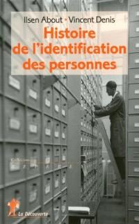 Histoire de l'identification des personnes