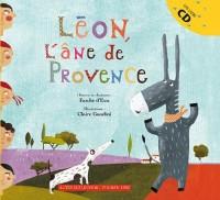 Léon, l'âne de Provence (1CD audio)