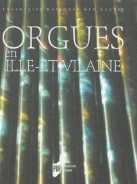 Orgues en Ille-et-Vilaine (1Cédérom)