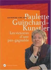Paulette Guinchard-Kunstler