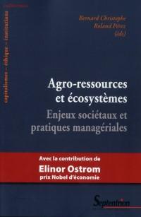 Agro Ressources et Environnement