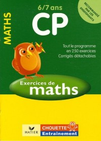 Mathématiques CP 6/7 ans : Exercices et corrigés