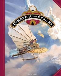 Le Chateau des Etoiles Tome 4 (Grand Format) les Prisonniers de Mars