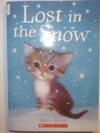 Lost in the Snow [Taschenbuch] by Webb, Holly