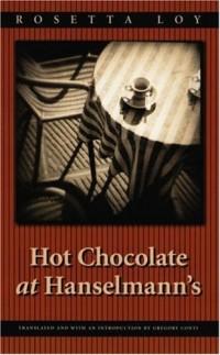 Hot Chocolate at Hanselmann's
