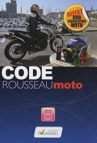 Code Rousseau Moto : Permis A - A1 (1DVD)