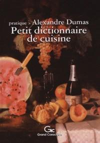 Grand dictionnaire de la cuisine