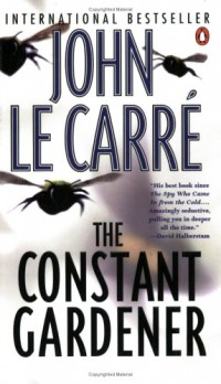 The Constant Gardener by Le Carre, John