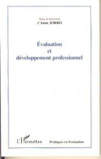 Evaluation et développement professionnel